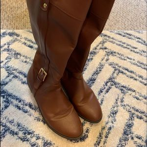 Leather Brown Boots